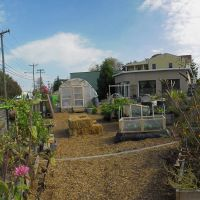 Tricycle Gardens - Church Hill, Richmond, VA., Ричмонд