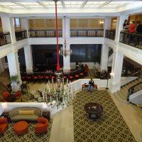 Patrick Henry Hotel Lobby, Роанок