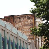 Old Wall Ad (Roanoke Virginia), Роанок