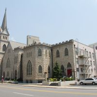 Greene Memorial United Methodist Church (Roanoke Virginia), Роанок