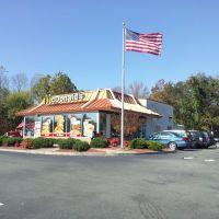 McDonalds South Boston VA, Саут-Бостон