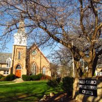 Falls Church Presbyterian Church, Севен-Корнерс