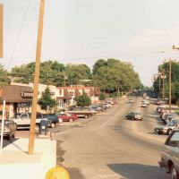 Washington Blvd,Westover Village summer 1986, Севен-Корнерс