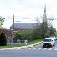 Westover Baptist Church, Севен-Корнерс