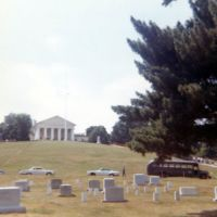 Robert E. Lees Arlington House - Arlington National Cemetery 1964, Севен-Корнерс