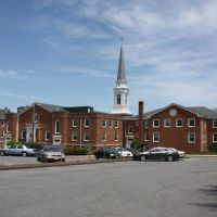 Columbia Baptist Church, Севен-Корнерс