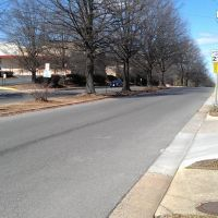 Falls Church, VA; Roosevelt Boulevard., Севен-Корнерс