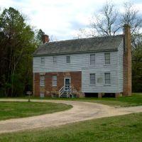 Cold Harbor Battlefield, Garthwright House - Mechanicsville VA, Хайленд-Спрингс