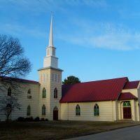 Highland Springs United Methodist Church - Highland Springs, Henrico County, VA., Хайленд-Спрингс