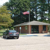 Cold Harbor Battlefield Visitor Center, Cold Harbor, VA, Хайленд-Спрингс