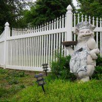 Pig, Mechanicsville, Hanover County, VA., Хайленд-Спрингс