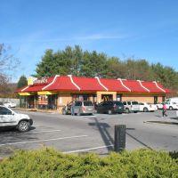 McDonalds Hollins for Instagram, Холлинс