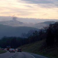 Mist on the Mountains, Холлинс