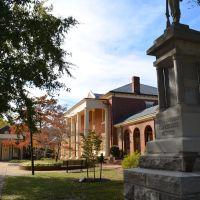 Old Princess Anne ( Va. Beach) Courthouse, Хоупвелл