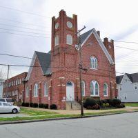VIRGINIA: HAMPTON: Central Methodist Episcopal Church South (now Central United Methodist Church), 225 Chapel Street, Хэмптон
