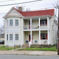 VIRGINIA: HAMPTON: classic houses: 213 South Armistead Street, Хэмптон