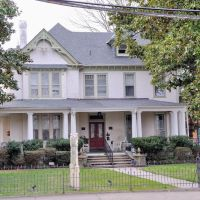 VIRGINIA: HAMPTON: classic houses: 232 South Armistead Avenue: Magnolia House, Хэмптон
