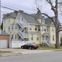 VIRGINIA: HAMPTON: classic houses: 4401 Victoria Boulevard rear aspect, Хэмптон