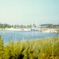 Boats at Hampton, VA, Хэмптон