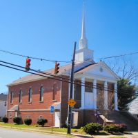 VIRGINIA: HAMPTON: East Hampton United Methodist Church, 714 East Pembroke Avenue, Хэмптон