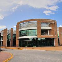 VIRGINIA: HAMPTON: HAMPTON UNIVERSITY: The Student Center 2, Хэмптон