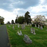 Oakwood Cemetery, Чарлоттесвилл