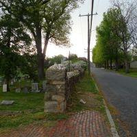 Oak St, Чарлоттесвилл