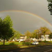 Rainbow near Monticello Ave & 6th St, Чарлоттесвилл