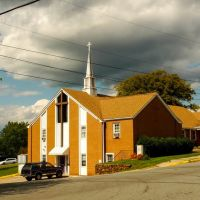 Sojourners United Church, Чарлоттесвилл