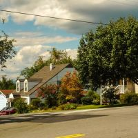 Monticello Ave & Altavista Ave, Чарлоттесвилл
