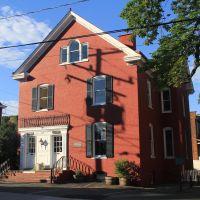 Original First Baptist Church, Charlottesville VA, Чарлоттесвилл