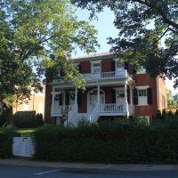 Social Hall (1814), Charlottesville Virginia, Чарлоттесвилл