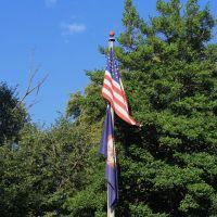Albemarle Courthouse Flagstaff, Charlottesville VA, Чарлоттесвилл