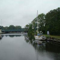 Albemarle-Chesapeake Canal, Чесапик