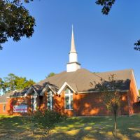 VIRGINIA: CHESAPEAKE: Great Bridge United Methodist Church, 201 Stadium Drive, Чесапик
