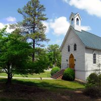Chester Presbyterian Church, Chesterfield County, VA, Честер