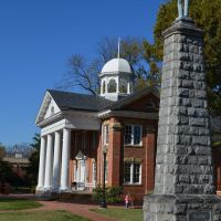 Chesterfield County Courthouse, Честерфилд