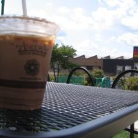 iced mocha latte in beloit wisconsin, Белоит