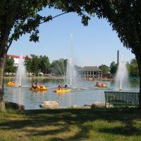 Beloit Riverside Park Lagoon, Белоит