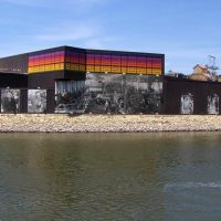 American Industrial Art Gallery/Beloit Ironworks Building, GLCT, Белоит