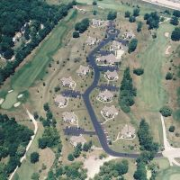 Overview of the Residence Inn by Marriott - Brookfield, WI -- surrounded by an 18-hole golf course!, Брукфилд