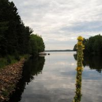 Lake Du Bay, Ваусау