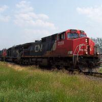 CN at JO, Вест-Аллис
