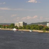 Riverside Park from Bridge, Ла-Кросс