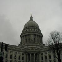 Wisconsin Capitol, Мадисон