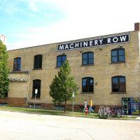 Machinery Row, Мадисон