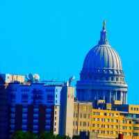 Wisconsin  State Capitol, Мадисон