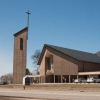 Holy Apostles Catholc Parish, Нью-Берлин