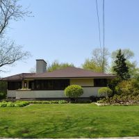 Frank Lloyd Wright House, Ошкош