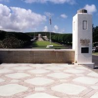 National Memorial Cemetery of the Pacific, Гонолулу